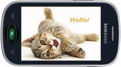 Fajny dzwonek na telefon komórkowy - Hallo