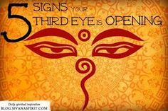 Here's how you can begin to tell your third eye is opening, and if you're making progress in your meditations.