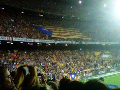 El sentiment d'un poble... #independència #catalunya