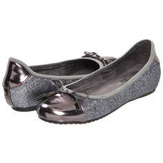 MICHAEL Michael Kors Kids Josie K Girls Shoes - Pewter