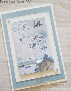 Christmas Cards To Make, Xmas Cards, Christmas 2019, Scrapbooking, Stamping Up Cards, Winter Cards, Sympathy Cards, Flower Cards, Cute Cards