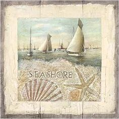 Seashore Wall Art
