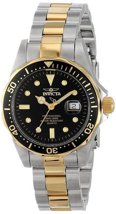 Invicta Women's 4867 Pro Diver Collection Swiss Quartz Watch >>> Find out more about the great watch at the image link.