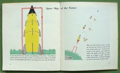 Marie NEURATH, ISOTYPE, 1952: Rockets and Jets ( RARE ! ) | eBay Rockets, Book Illustration, Jets, Books, Ebay, Fire Crackers, Livros, Libros, Book