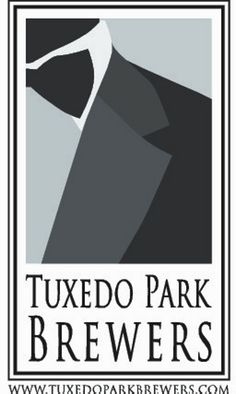 sticker design by Brent Chapman for Tuxedo Park Brewers
