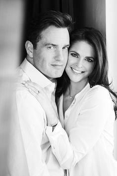 Princess Madeleine of Sweden & Chris O'Neill