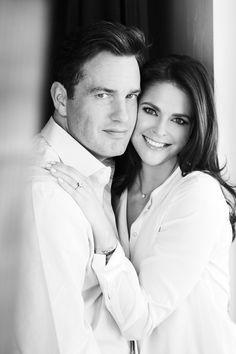 Princess Madeleine of Sweden & Chris O'Neill