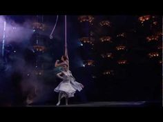 cirque du soleil- worlds away 2012 scene - This is what I call Dancing in the Sky - so amazing