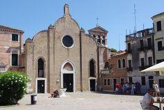 Venezia chiesa di San Giovanni in Bragora