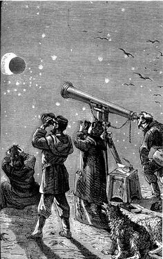 Astronomy and astronomers in Jules Verne's novels