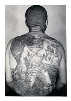 THE RUSSIAN CRIMINAL TATTOO ARCHIVE
