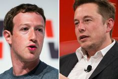 Mark Zuckerberg thinks AI fearmongering is bad. Elon Musk thinks Zuckerberg doesn't know what he's talking about.