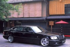 Custom '92 S-Class (W140), Wald International tuner