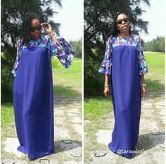 African Maxi Dresses, Shweshwe Dresses, African Fashion Ankara, Ankara Dress, African Attire, African Wear, African Traditional Dresses, Maxi Styles, Abaya Fashion