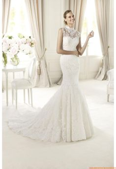 Robe de mariée Pronovias Ugalde 2013