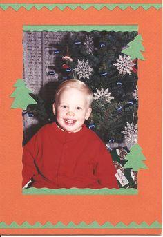 Dan's Christmas card.
