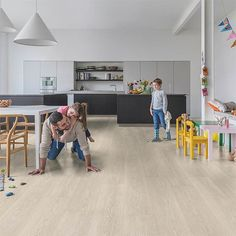 Great Images Laminate Flooring australia Strategies Homeowners take pleasure in the looks involving hard wood floors, since they add good quality and also price t. Laminate Flooring Diy, Timber Flooring, Wood Laminate, Plank Flooring, Flooring Ideas, Floating Floorboards, Quickstep Laminate, Light Oak Floors, Wood Interior Design