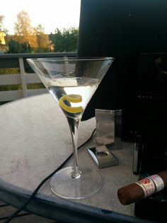 Martini with Epicure 2.