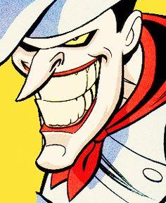 The Joker in Batman Adventures #16
