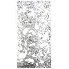 Mosaic Mirrored Wall Panel