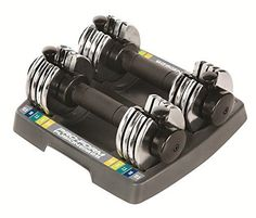 ProForm SpaceSaver Dumbbell (25 Double) - http://adjustabledumbbellstoday.com/proform-spacesaver-dumbbell-25-double/