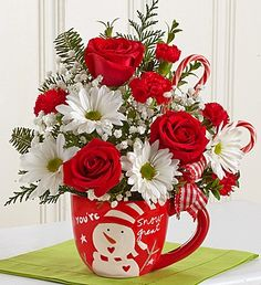 1-800-FLOWERS Mugable® You're Snow Great $49.99