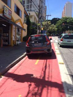 Ciclovia - Rua João Ramalho
