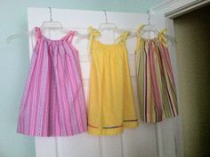 Buy a dress to send to Africa to a little girl in need for ONLY $7.50. Lollipops and Zebras is a nonprofit organization which makes and sends these dresses as ambassadors of HOPE to little girls who literally have nothing. Go to etsy.com or www.lollipopsandzebras.com. Thank you for your support! For every dress sold, we send another one.