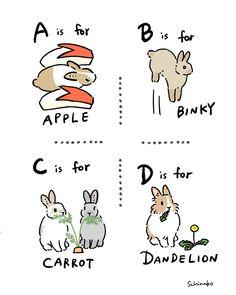 Schinako Bunny Art Bunny Paws, Cute Bunny, Bunnies, Bunny Bunny, Animal Drawings, Cute Drawings, Christmas Bunny, Bunny Drawing, Zine