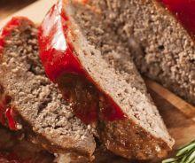 Pain de viande cétogène Meatloaf Recipes, Meat Recipes, Cheap Meals, Easy Meals, Mini Loaf Pan, Crack Chicken, Quick Recipes, Food Items, Cooking Time