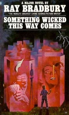 1962 ... Ray Bradbury- 'Something Wicked...' | Flickr - Photo Sharing!