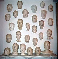 death masks - Google Search