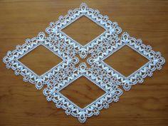 Cluny bobbin lace