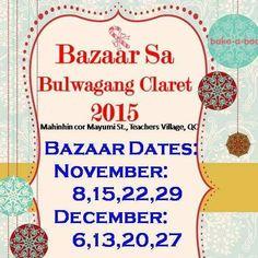 Claret bazaar