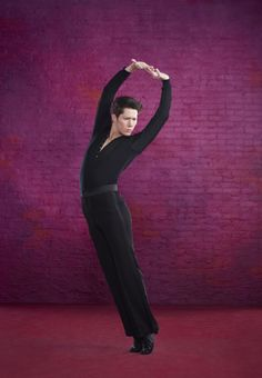 Nick Bloxsom-Carter (20), is a Ballroom dancer from Oak Park, CA, on SO YOU THINK YOU CAN DANCE.