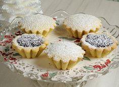 Bocconotti Calabresi (Italian Christmas Cookies)