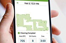 iRobot Roomba 960 Map