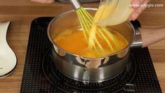 Tort Fanta cu suc de portocale budinca cu suc Fondue, Cheese, Ethnic Recipes