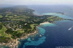 Photo aérienne de Pointe de Spérone - Corse-du-Sud (2A)