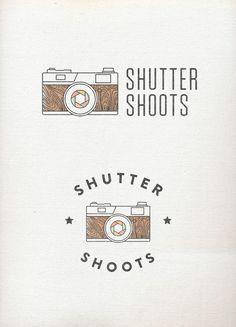 10.29.2012 | Logo for Shutter Shoots by Design Press #vintage #faded #hipster #POTD99