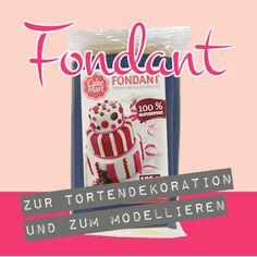 Blauer Fondant für die Dekoration und Gestaltung von Torten. #Fondant # Tortendekoration