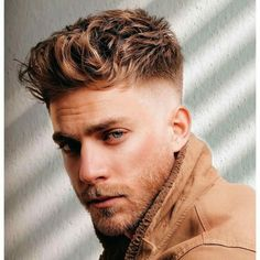 #fadehair #fadehaircutmen #menhaircut Click the link for more hairstyle and beard style Best Fade Haircuts, Popular Short Haircuts, Mens Hairstyles Fade, Hairstyles Haircuts, Haircuts For Men, Mid Fade Haircut, Types Of Fade Haircut, Haircut Tip, Fade Skin