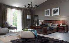 Luxury house interiors