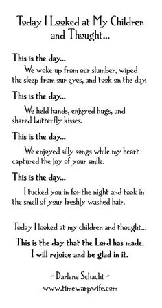 Free Printable - This is the Day...