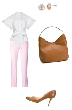 """""""Sin título #358"""" by shary-elivo on Polyvore featuring moda, Emilio Pucci, Delpozo, Jimmy Choo y Tory Burch"""