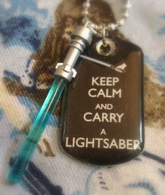 Keep Calm Star Wars - of course!