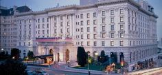 Fairmont SF Wedding • OUI Weddings & Events @oui_events