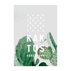 Bag Kaktus Københavns grafiske layout og identitet står de sejeste designere…