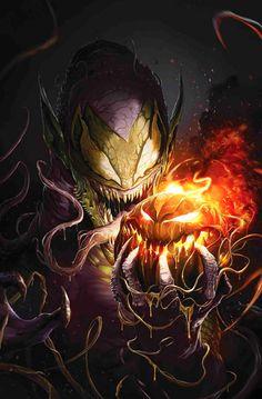 CHAMPIONS #12 ULTRON VENOMIZED VILLAINS VARIANT Marvel Comics 2017
