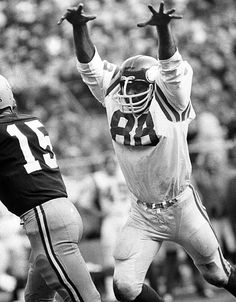 Alan Page. Purple People Eater.   Later served as a supreme court justice for state of Minnesota.